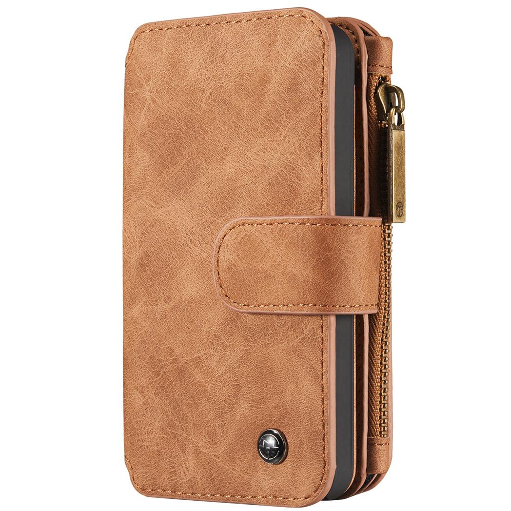 CaseMe Luxe 2 in 1 Portemonnee Booktype iPhone 5 / 5s / SE