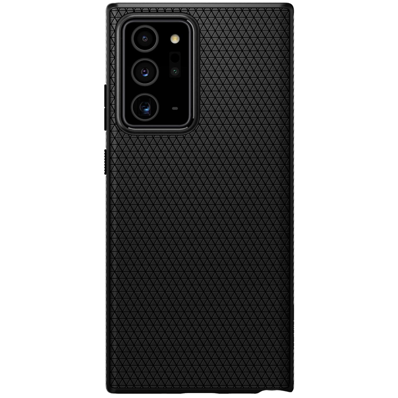 Spigen Liquid Air Backcover Samsung Galaxy Note 20 Ultra - Zwart