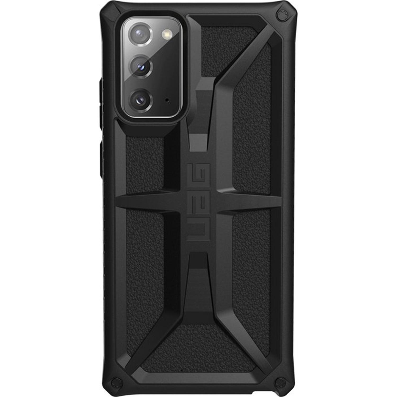 UAG Monarch Backcover Samsung Galaxy Note 20 - Black