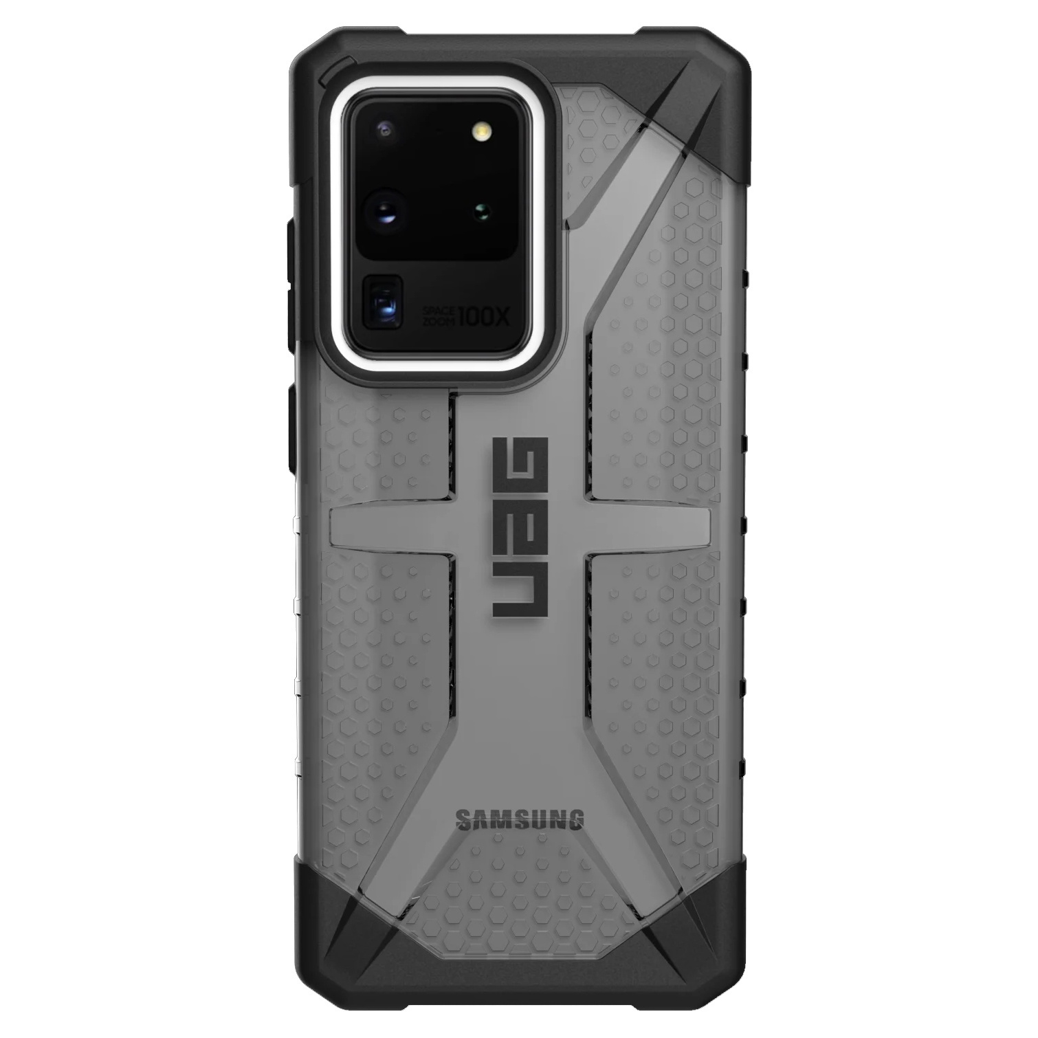 UAG Plasma Backcover Samsung Galaxy S20 Ultra - Ash Clear