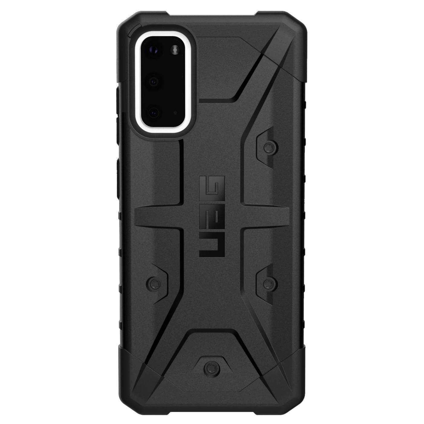UAG Pathfinder Backcover Samsung Galaxy S20 - Zwart