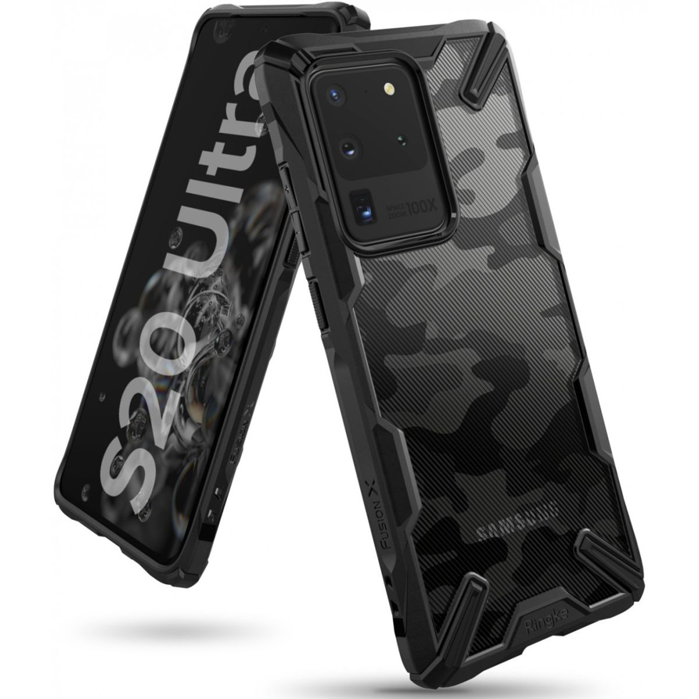 Ringke Fusion X Design Backcover Samsung Galaxy S20 Ultra
