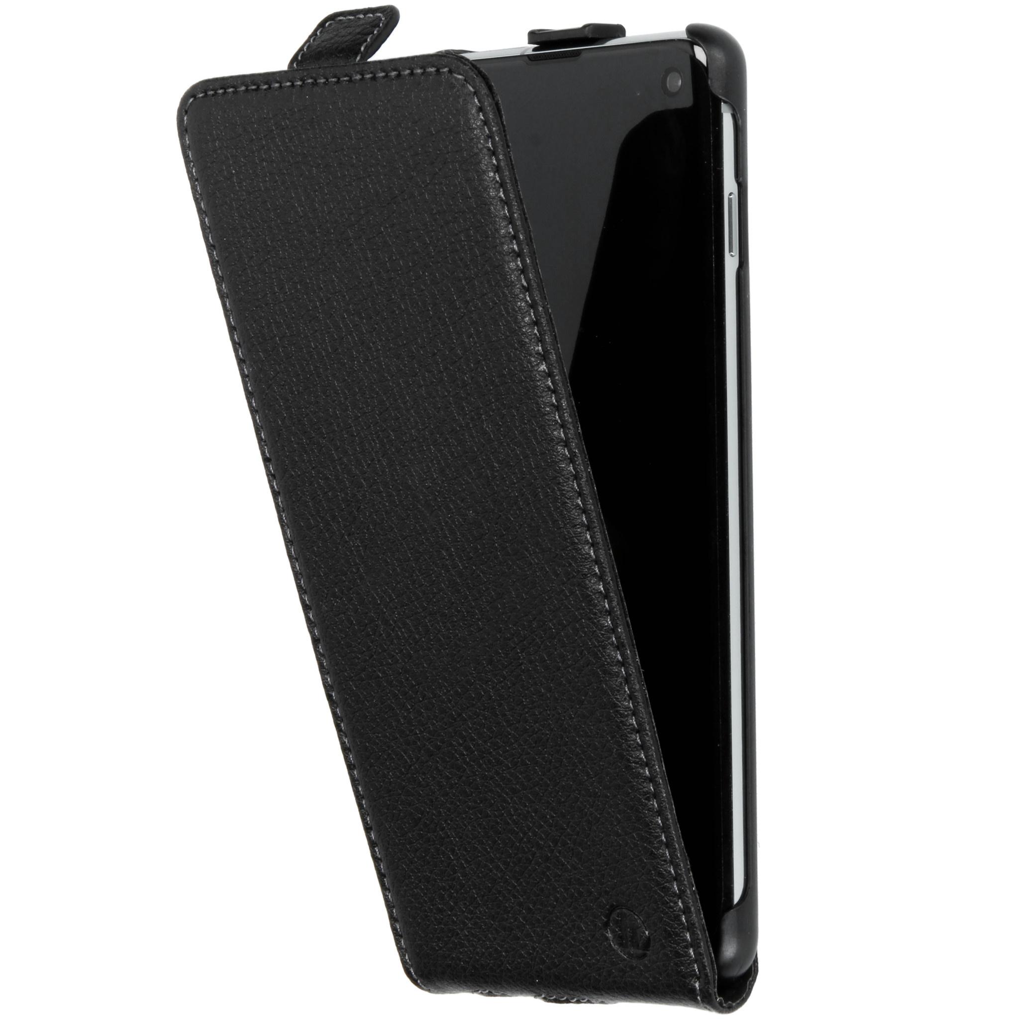 Hama Smartcase Samsung Galaxy S10 - Zwart