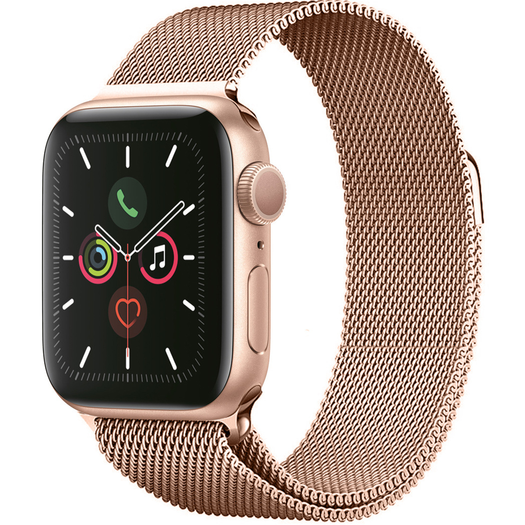iMoshion Milanees bandje Apple Watch Series 1-7 / SE - 38/40mm