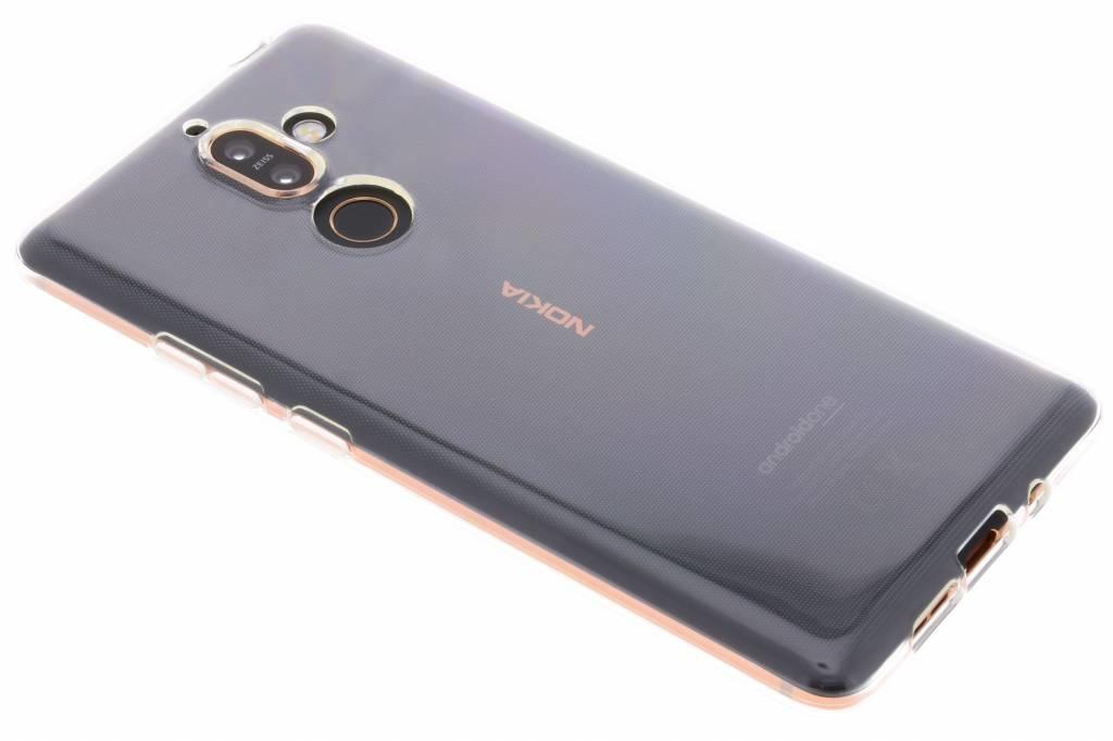 Softcase Backcover Nokia 7 Plus