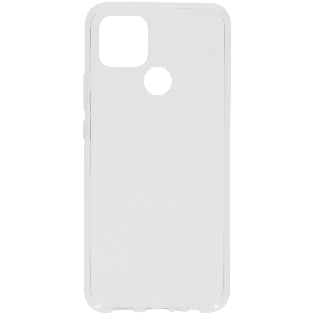 iMoshion Softcase Backcover Oppo A15 - Transparant