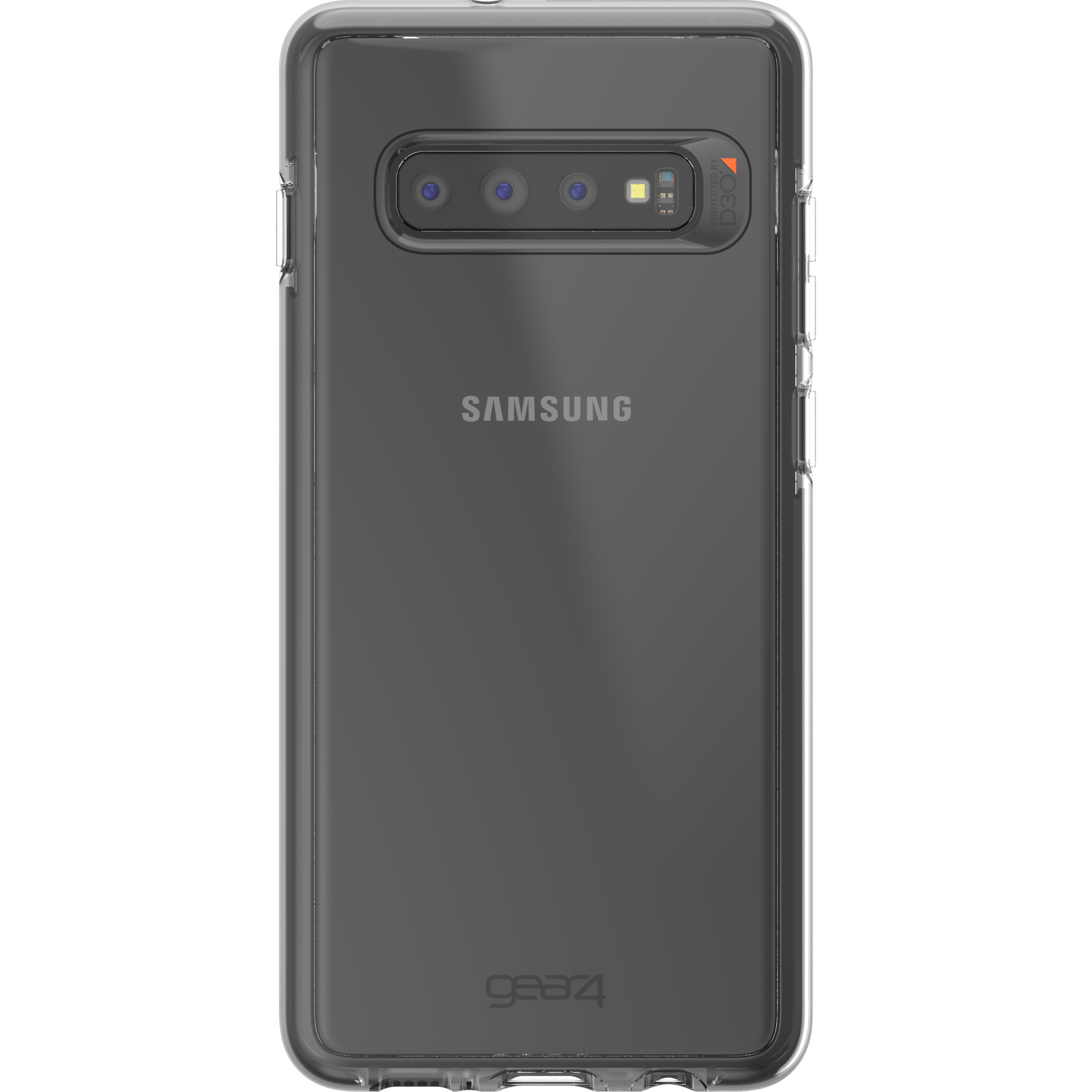 Gear4 Piccadilly Backcover Samsung Galaxy S10 Plus - Zwart
