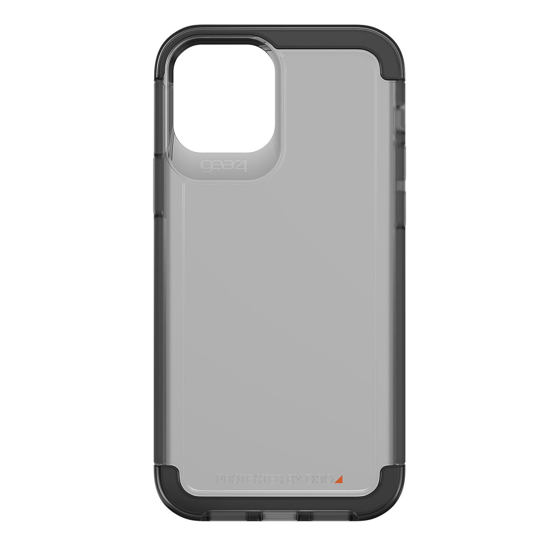 Gear4 Wembley Case iPhone 12 (Pro) - Smoke