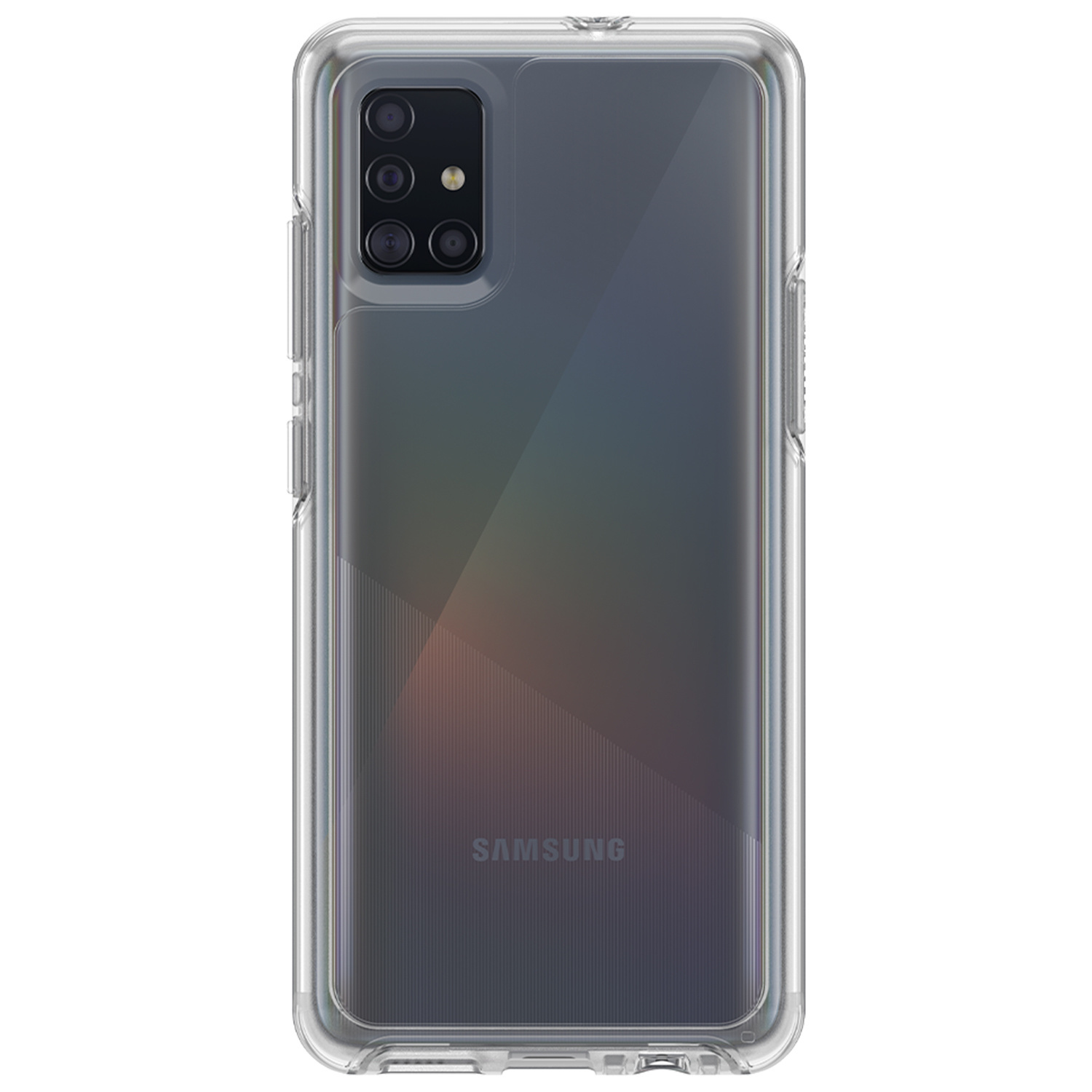 OtterBox Symmetry Clear Backcover Samsung Galaxy A51 - Transparant