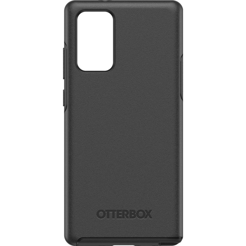 OtterBox Symmetry Backcover Samsung Galaxy Note 20 - Zwart