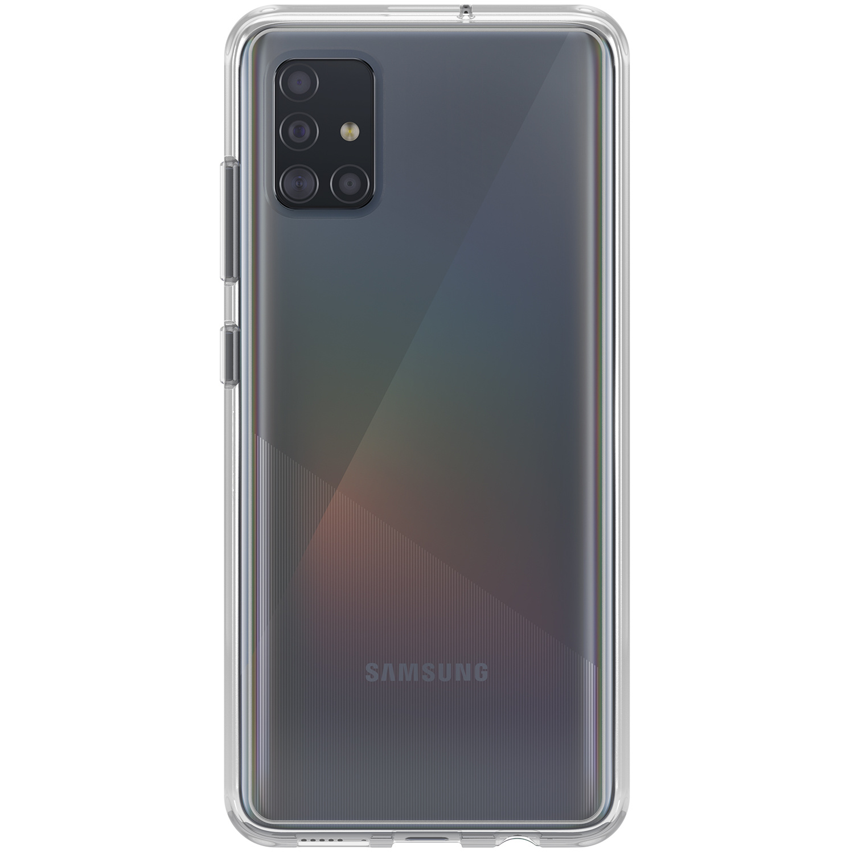 OtterBox React Backcover Samsung Galaxy A51 - Transparant