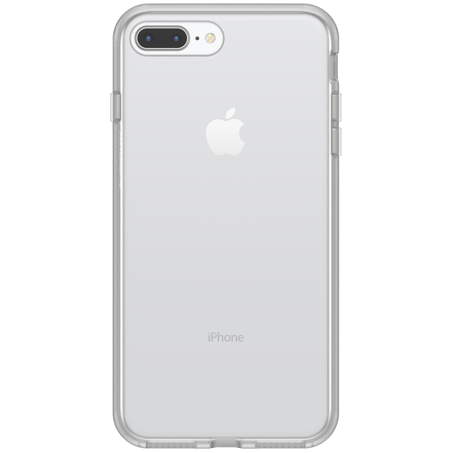 OtterBox React Backcover iPhone 8 Plus / 7 Plus - Transparant