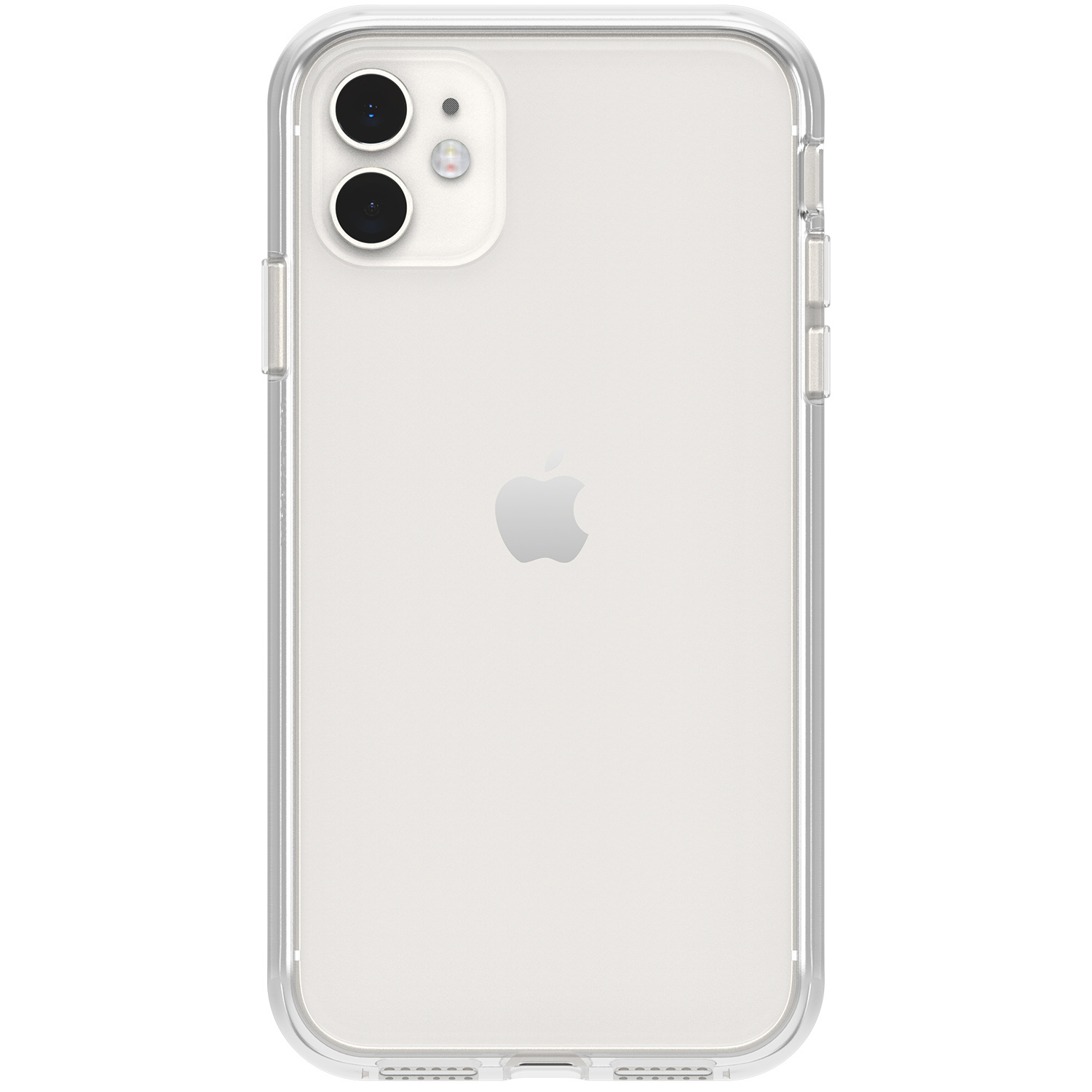 OtterBox React Backcover iPhone 11 - Transparant
