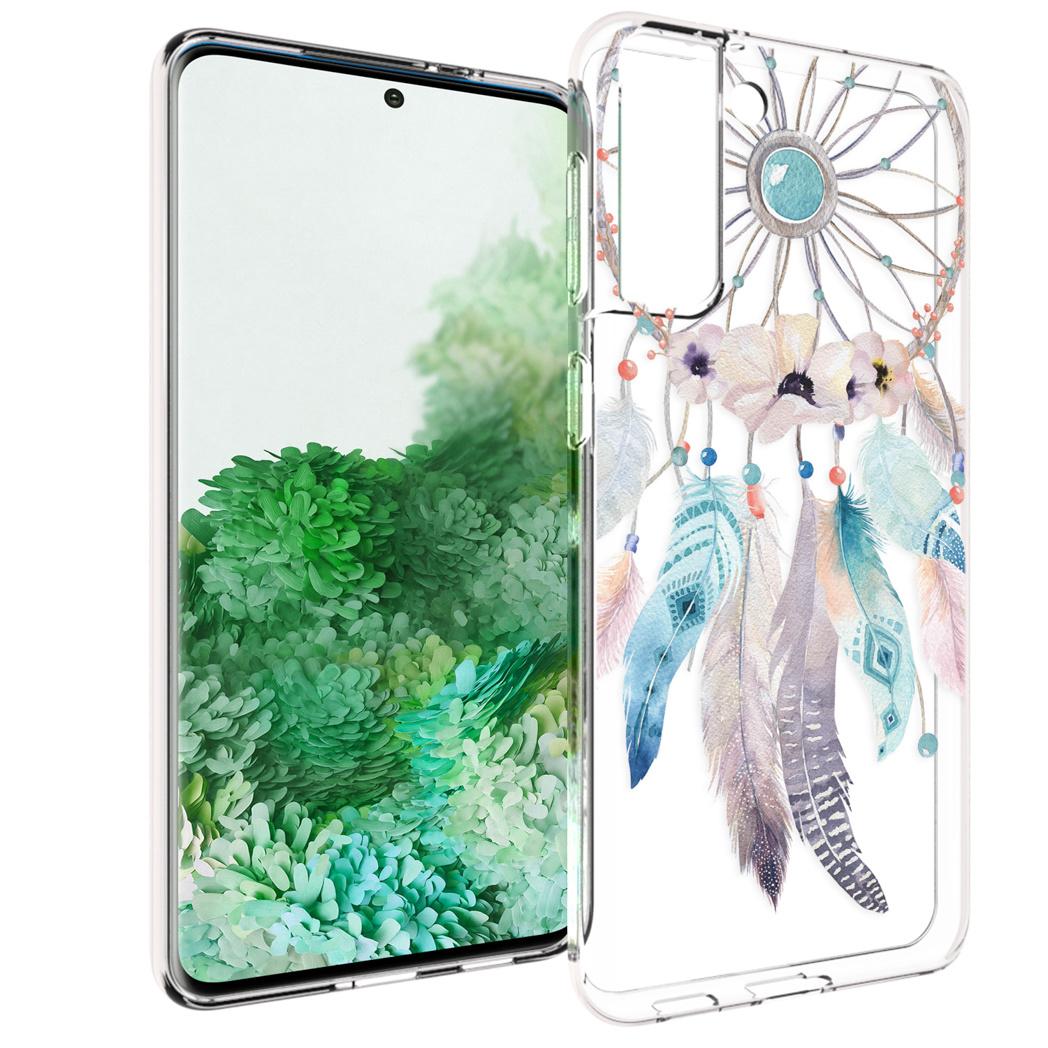 iMoshion Design hoesje Samsung Galaxy S21 Plus - Dromenvanger