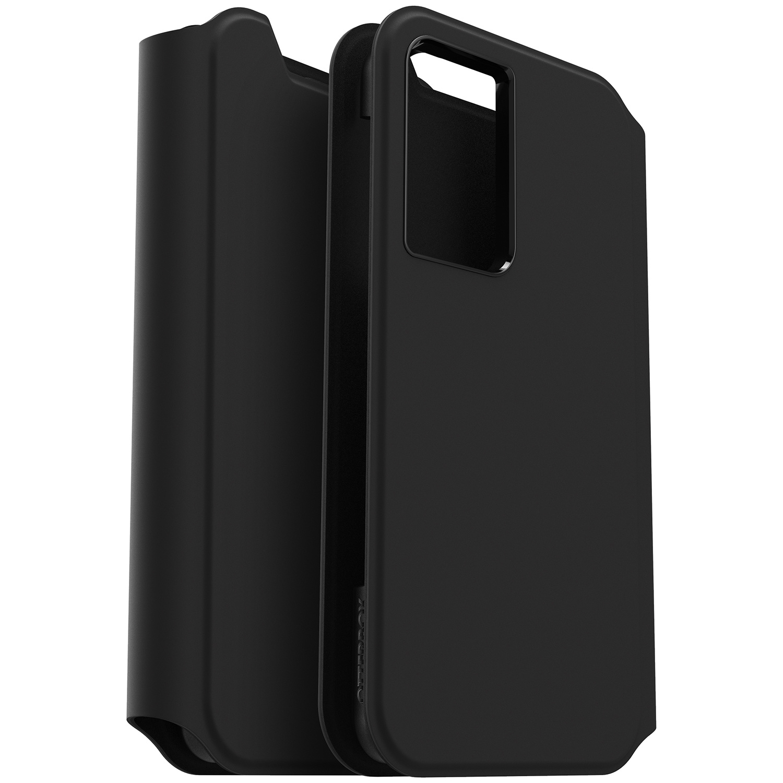 OtterBox Strada Via Booktype Samsung Galaxy S21 - Black Night