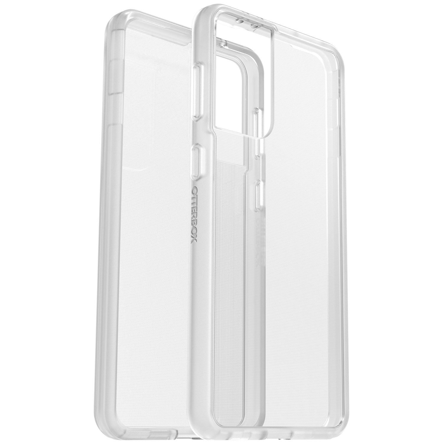 OtterBox React Backcover Samsung Galaxy S21 Plus - Transparant