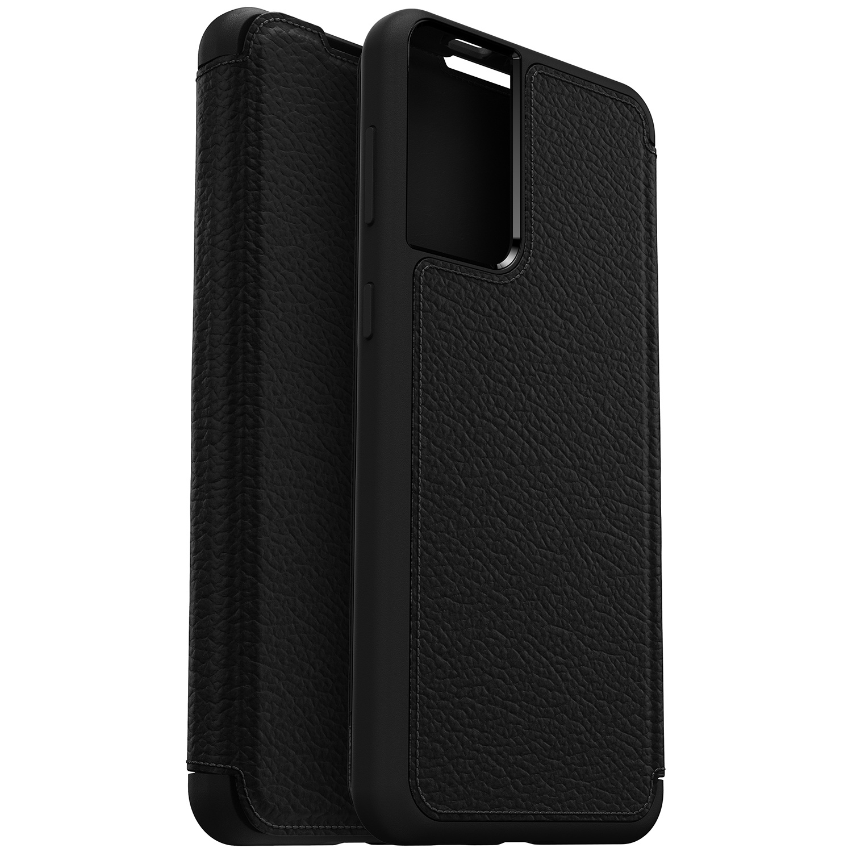 OtterBox Strada Booktype Samsung Galaxy S21 Plus - Zwart