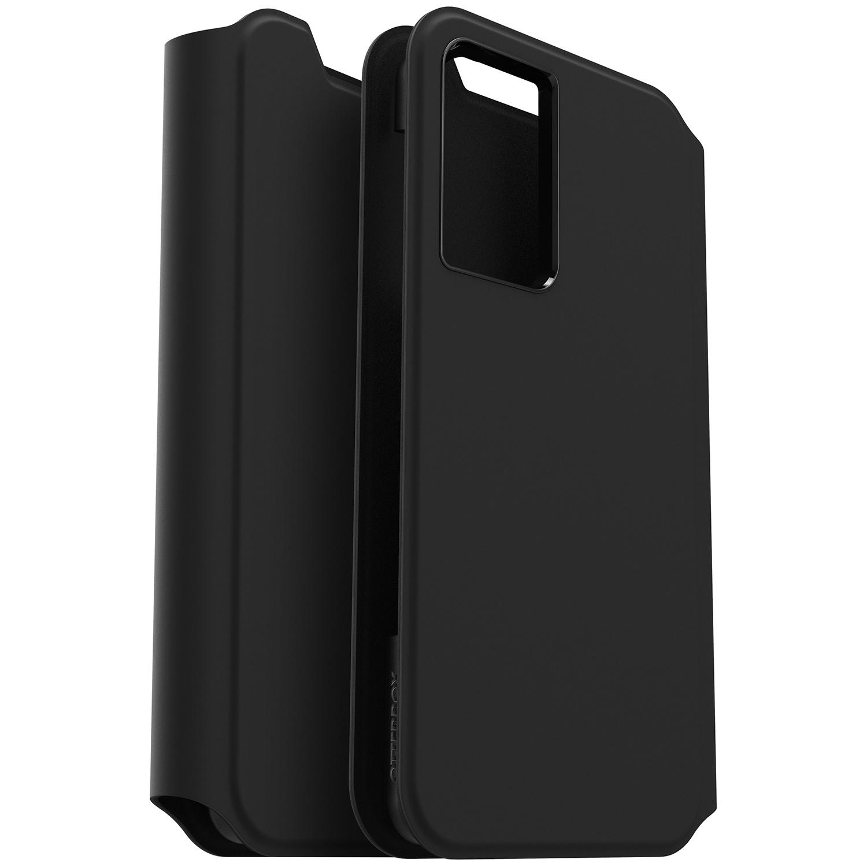 OtterBox Strada Via Booktype Samsung Galaxy S21 Plus - Black Night