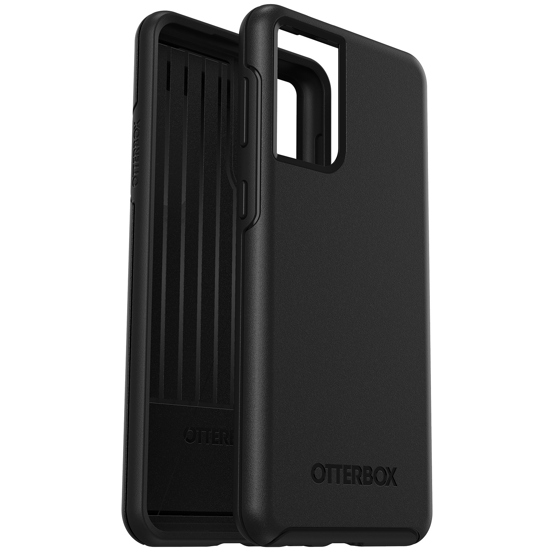 OtterBox Symmetry Backcover Samsung Galaxy S21 Plus - Zwart