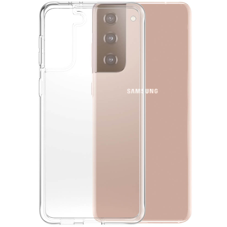 PanzerGlass ClearCase AntiBacterial Samsung Galaxy S21 Plus