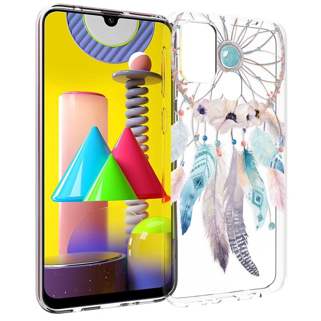 iMoshion Design hoesje Samsung Galaxy M31 - Dromenvanger