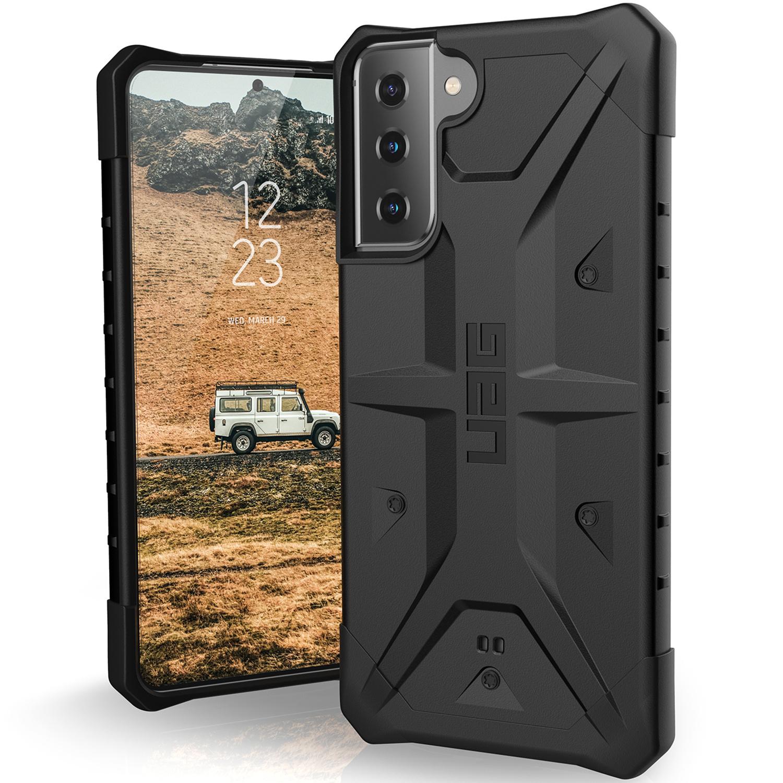 UAG Pathfinder Backcover Samsung Galaxy S21 Plus - Zwart