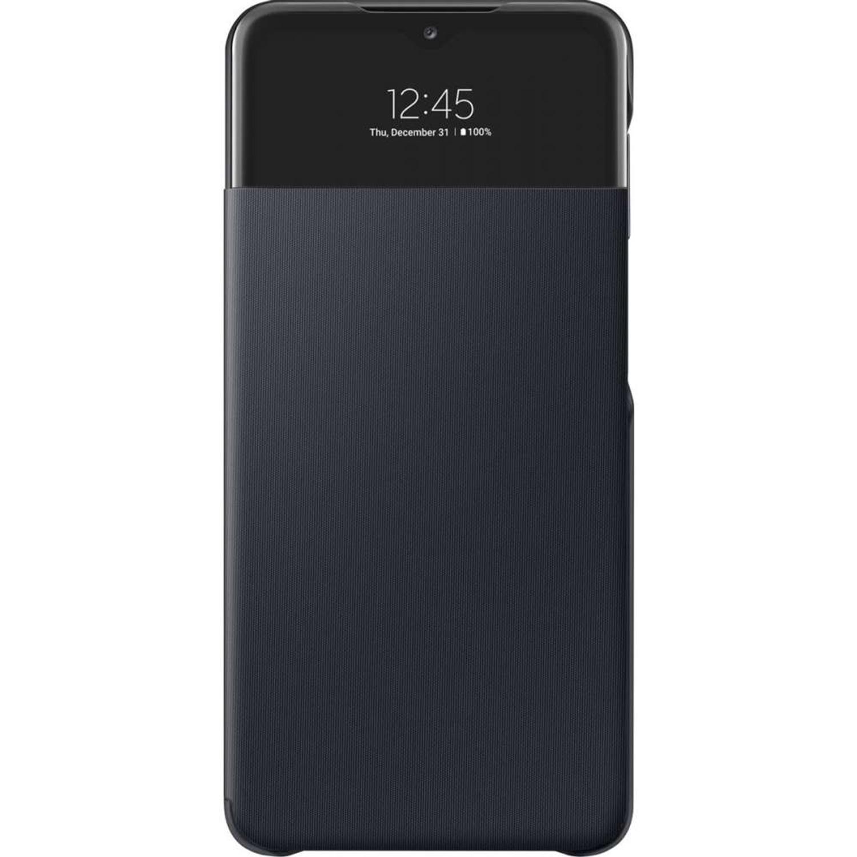 Samsung S View Cover Galaxy A32 (5G) - Zwart
