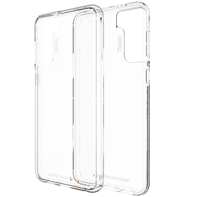 Gear4 Crystal Palace Backcover Samsung Galaxy S21 - Transparant