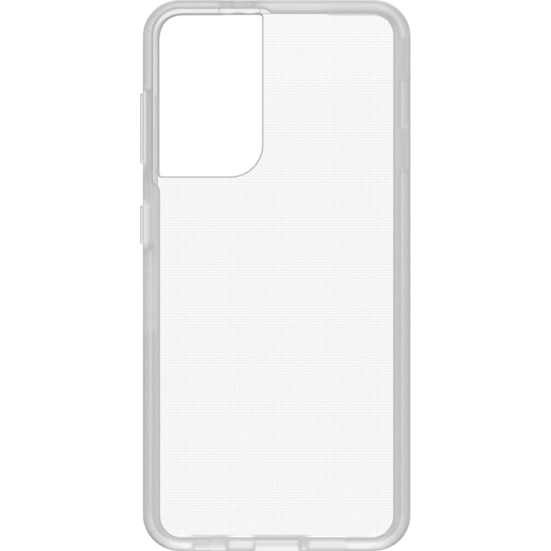 OtterBox React Backcover + Screenprotector Galaxy S21 - Transparant