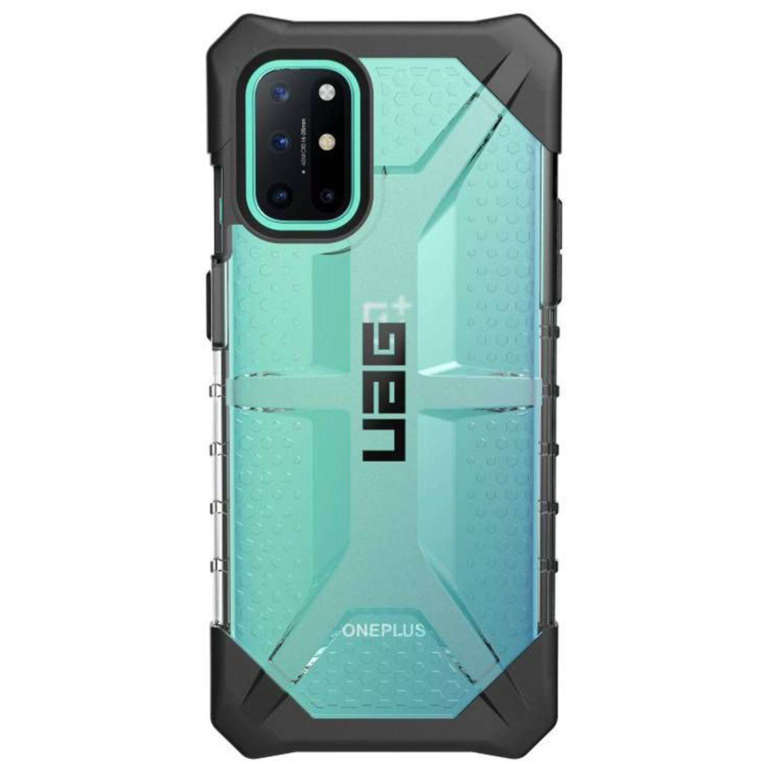 UAG Plasma Backcover OnePlus 8T - Ice Clear