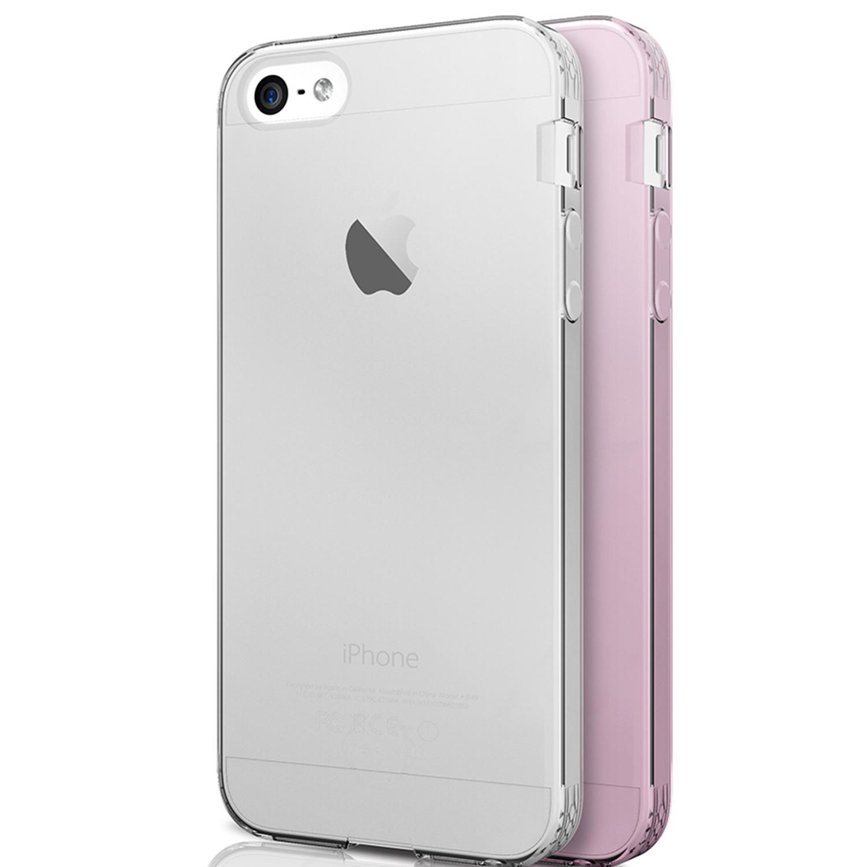 Itskins Slim Protect Backcover 2-pack iPhone 5 / 5s / SE