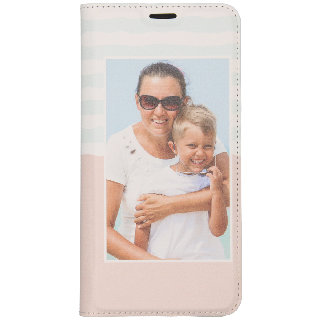 Ontwerp je eigen OnePlus Nord gel booktype hoes