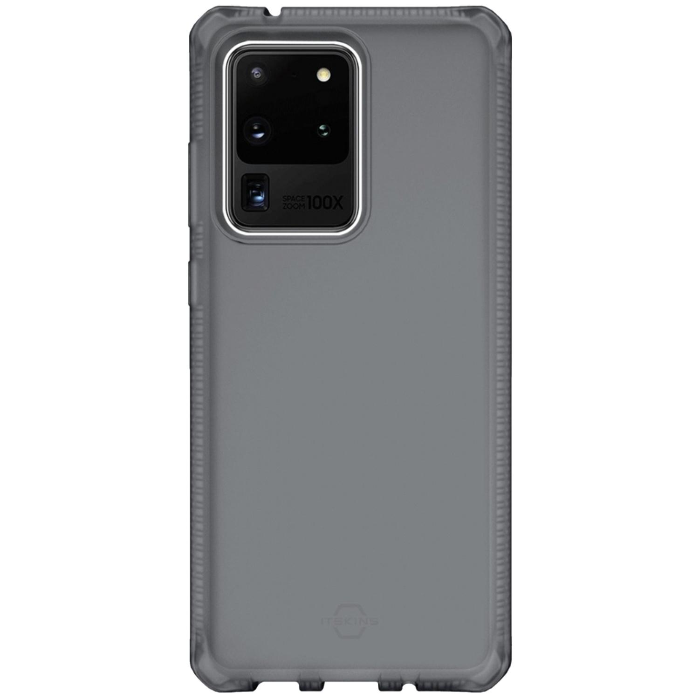 Itskins Spectrum Frost Backcover Samsung Galaxy S20 Ultra - Zwart