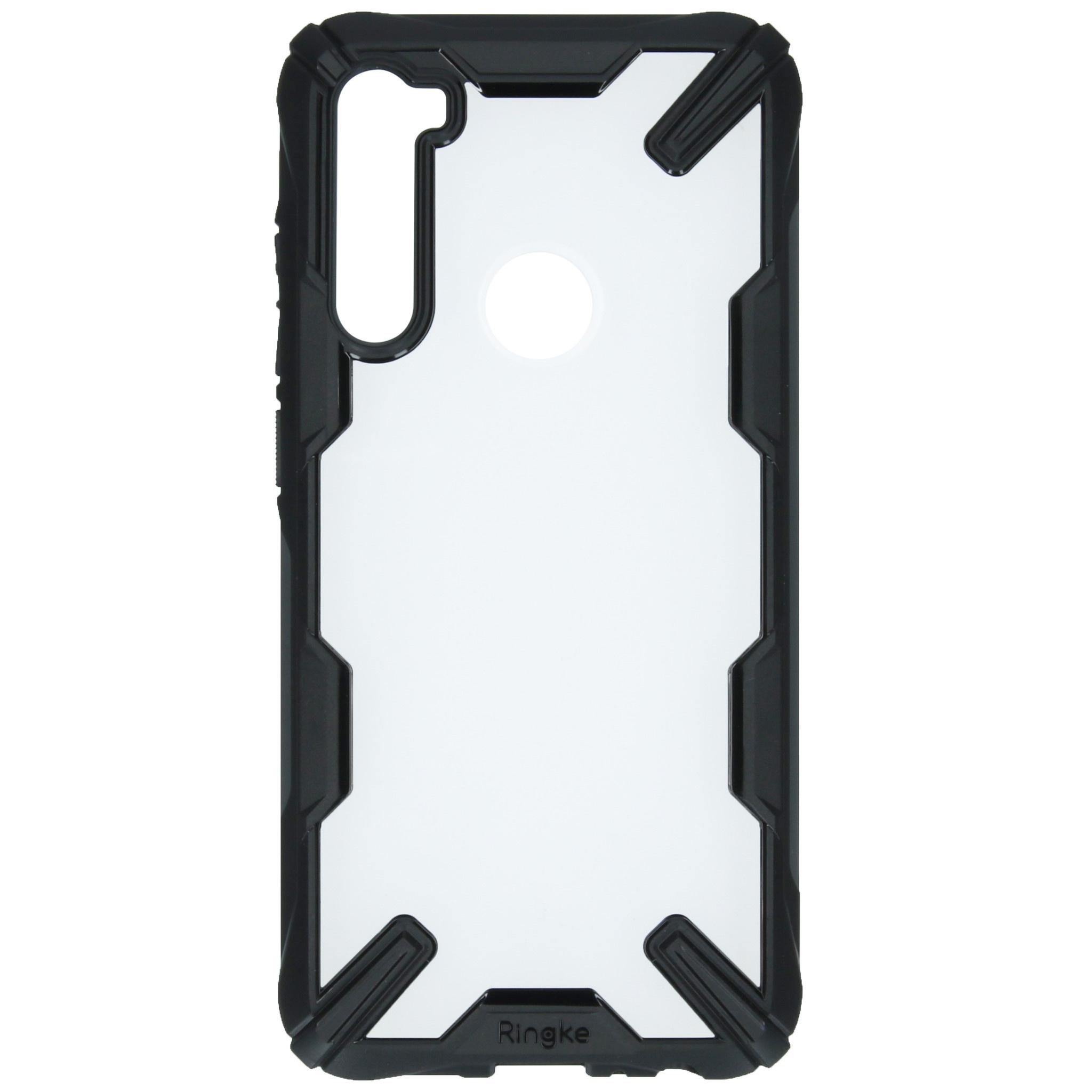 Ringke Fusion X Backcover Xiaomi Redmi Note 8 - Zwart