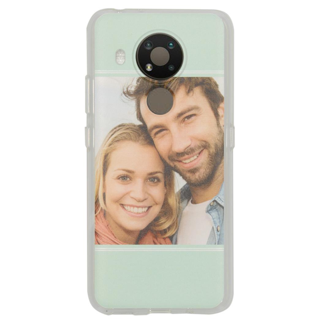 Ontwerp je eigen Nokia 3.4 gel hoesje