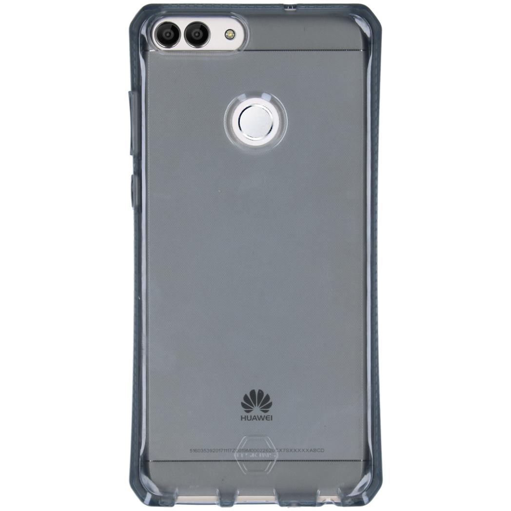 Itskins Spectrum Backcover Huawei P Smart - Zwart