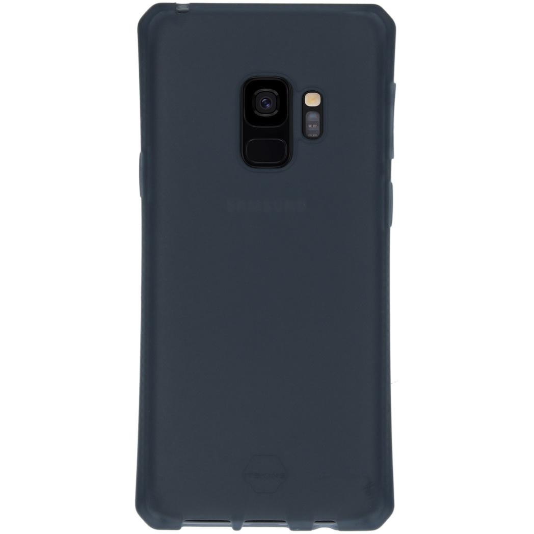 Itskins Spectrum Frost Backcover Samsung Galaxy S9 - Zwart