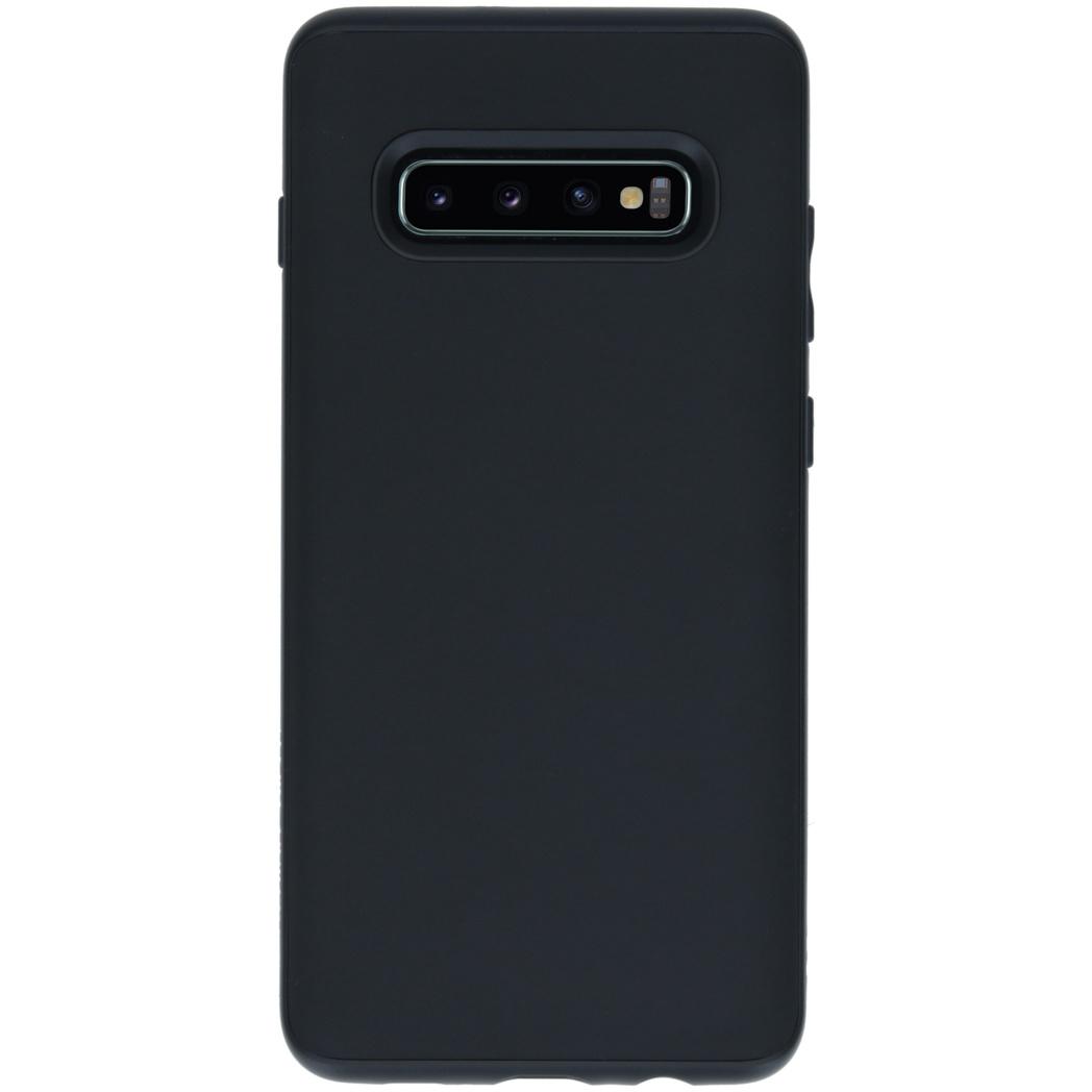 RhinoShield SolidSuit Backcover Samsung Galaxy S10 Plus - Classic Black