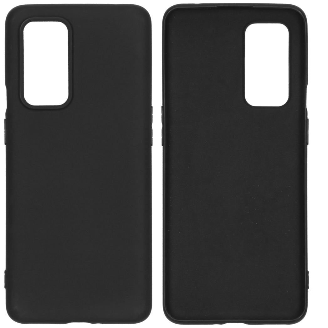 iMoshion Color Backcover OnePlus 9 Pro - Zwart