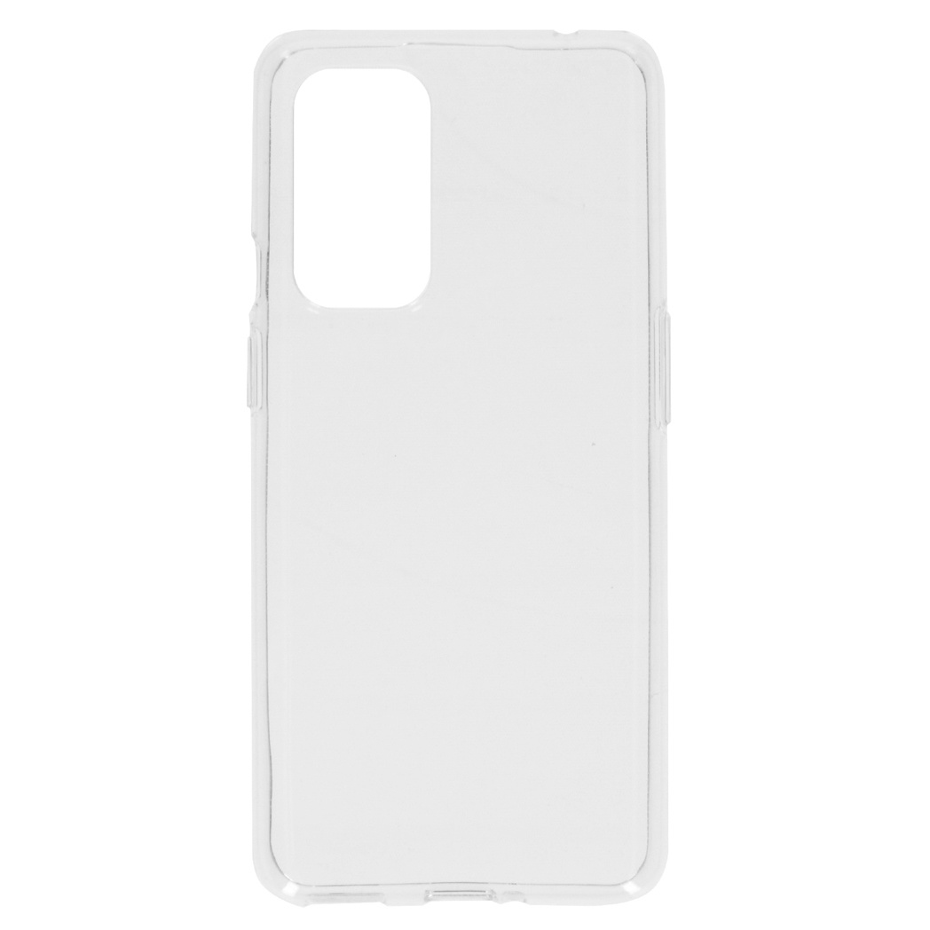 iMoshion Softcase Backcover OnePlus 9 - Transparant