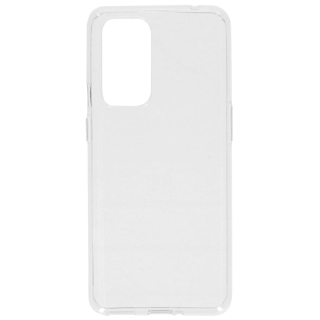 iMoshion Softcase Backcover OnePlus 9 Pro - Transparant