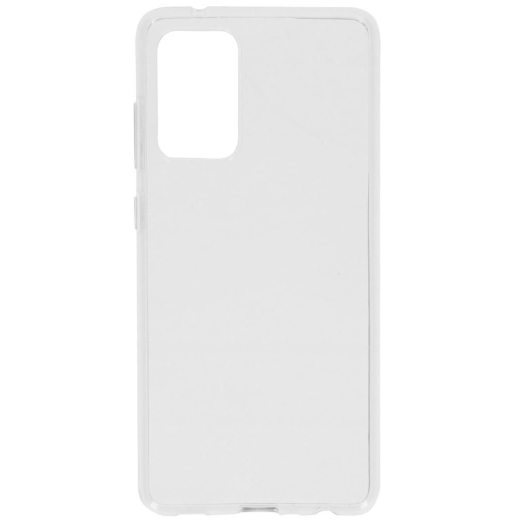 iMoshion Softcase Backcover Samsung Galaxy A72 - Transparant