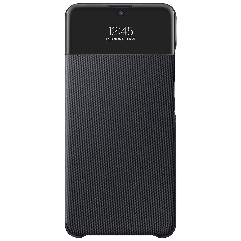 Samsung S View Cover Galaxy A32 (4G) - Zwart