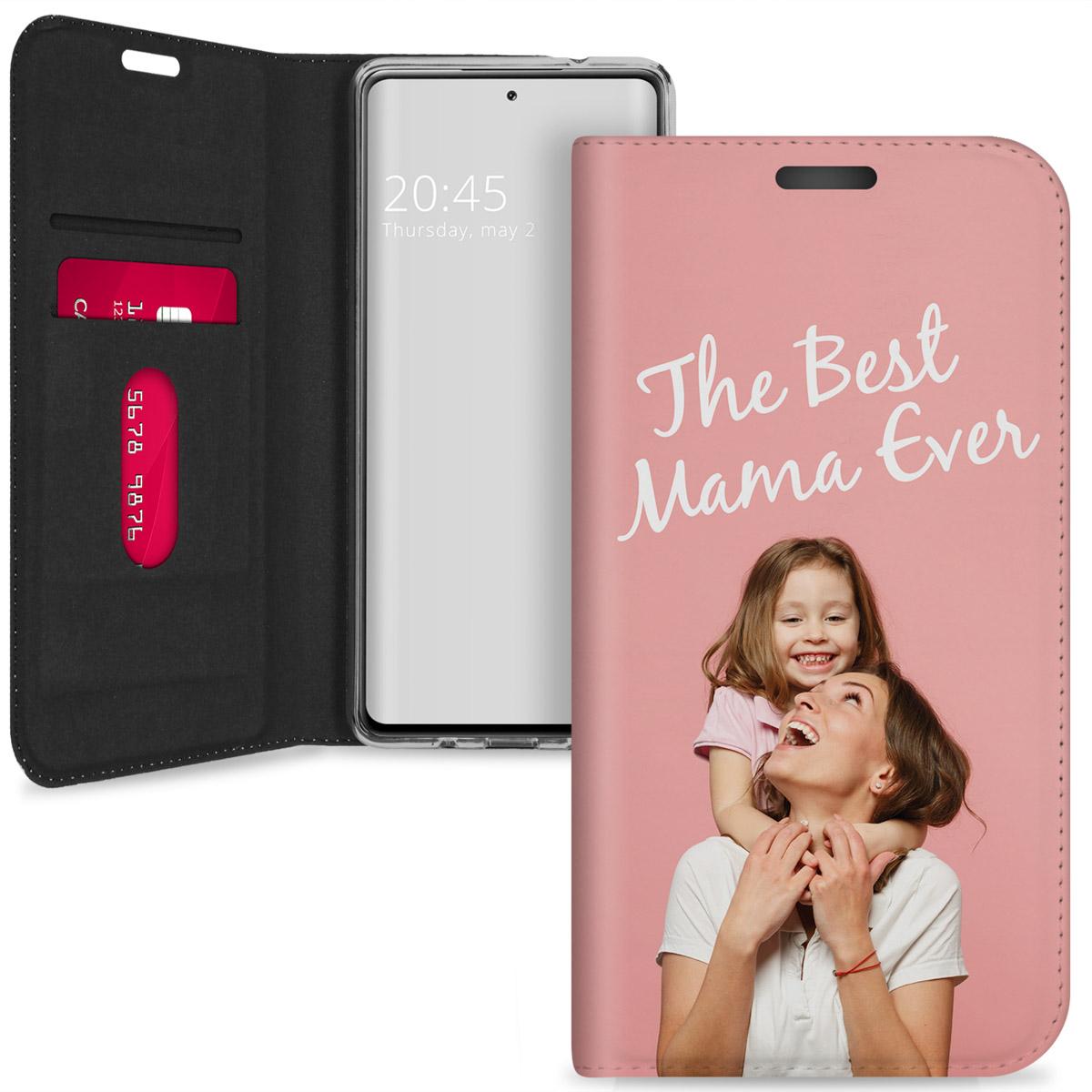 Ontwerp je eigen Samsung Galaxy S20 FE gel booktype hoes