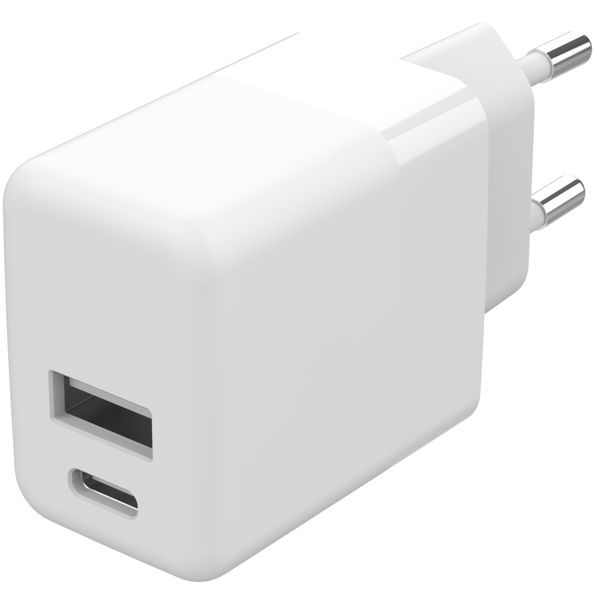 iMoshion Wall Charger 20W + Power Delivery - Wit