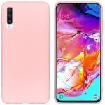 iMoshion Color Backcover Samsung Galaxy A70 - Roze
