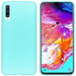 iMoshion Color Backcover Samsung Galaxy A70 - Mintgroen