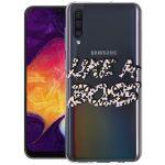 iMoshion Design hoesje Galaxy A50 / A30s - Like A Boss - Paars