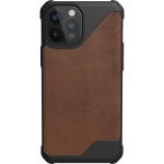 UAG Metropolis LT Backcover iPhone 12 Pro Max - Leather Brown