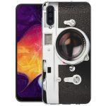 iMoshion Design hoesje Samsung Galaxy A50 / A30s - Classic Camera